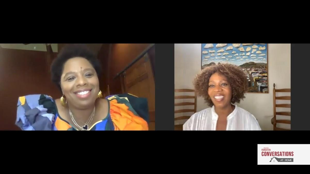 Daylightpeople.com Conversations with Alfre Woodard of CLEMENCY and Black Lives Matter Co-Founder Patrisse Cullors