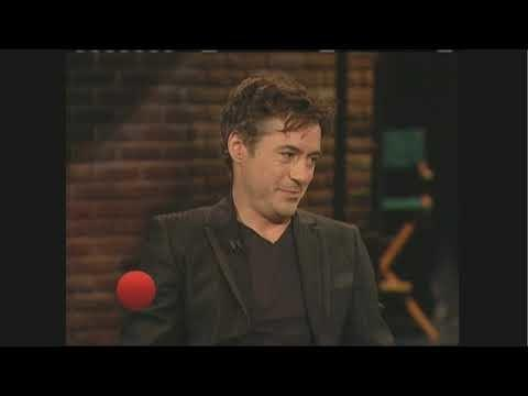 Daylightpeople.com Inside The Actors Studio  - Robert Downey Jnr