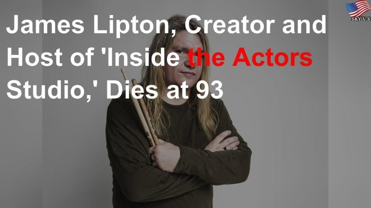 Daylightpeople.com James Lipton, creator and host of 'Inside the Actors Studio,' dies at 93