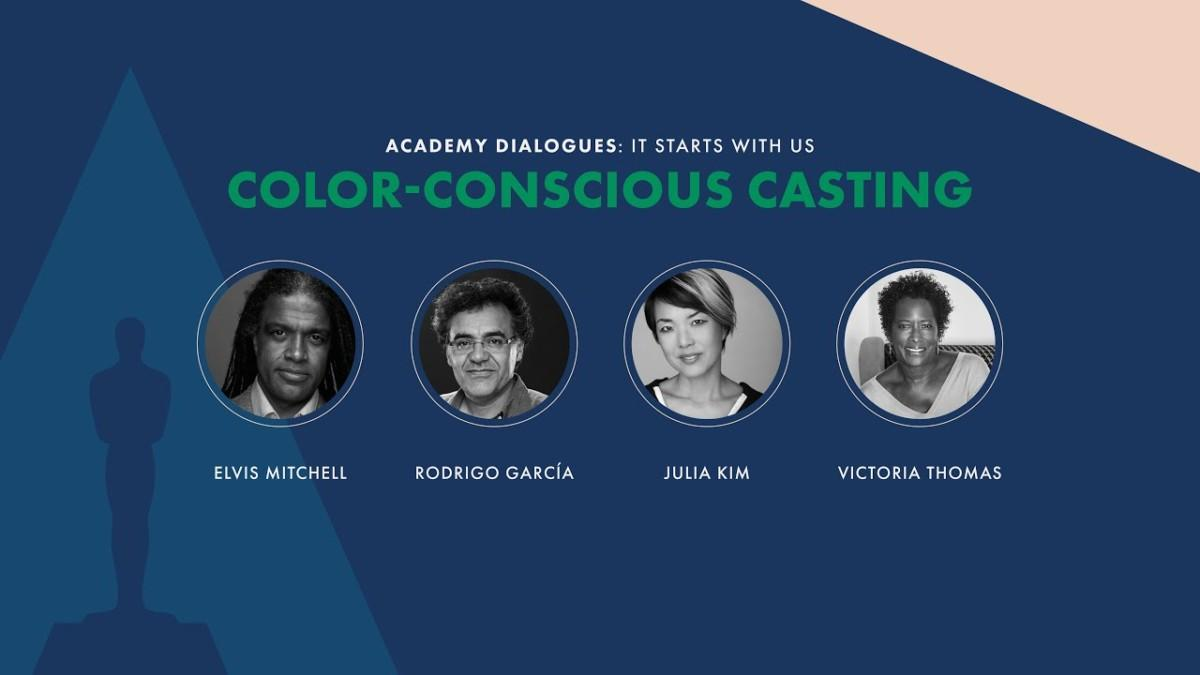 Daylightpeople.com Academy Dialogues: Color-Conscious Casting