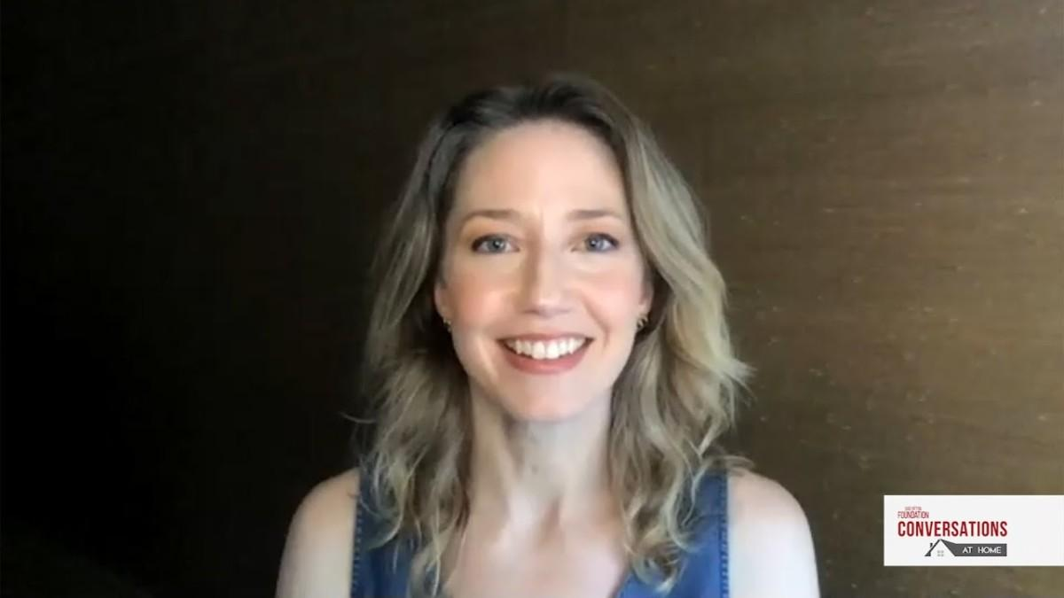 Daylightpeople.com Conversations at Home with Carrie Coon of THE NEST