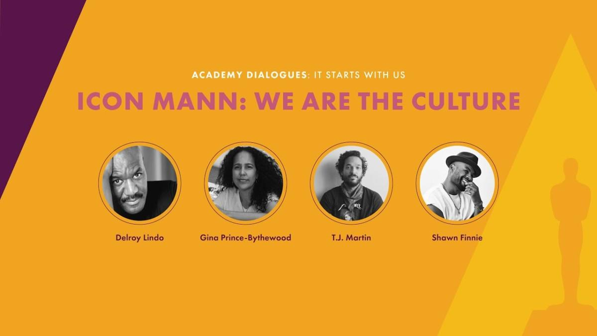 Daylightpeople.com Academy Dialogues: Icon Mann - We Are The Culture