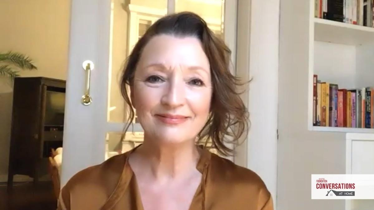 Daylightpeople.com Conversations at Home with Lesley Manville of LET HIM GO