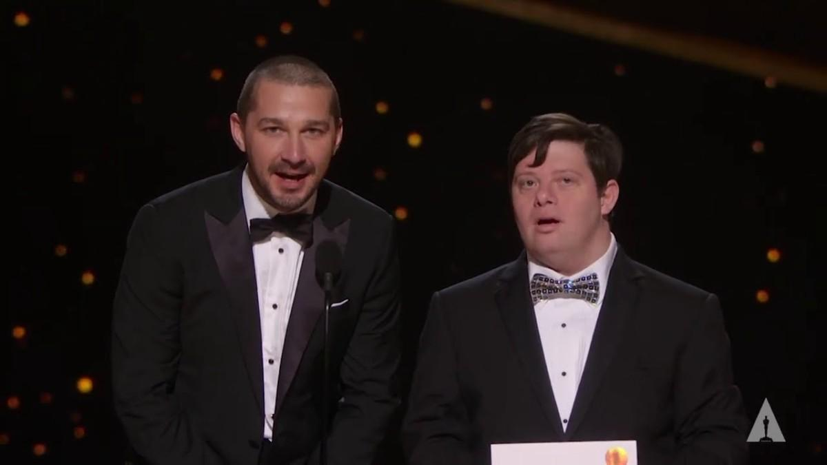 Daylightpeople.com Disabilities at the Oscars