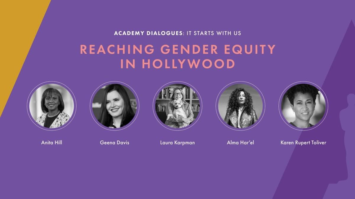 Daylightpeople.com Academy Dialogues: Reaching Gender Equity in Hollywood