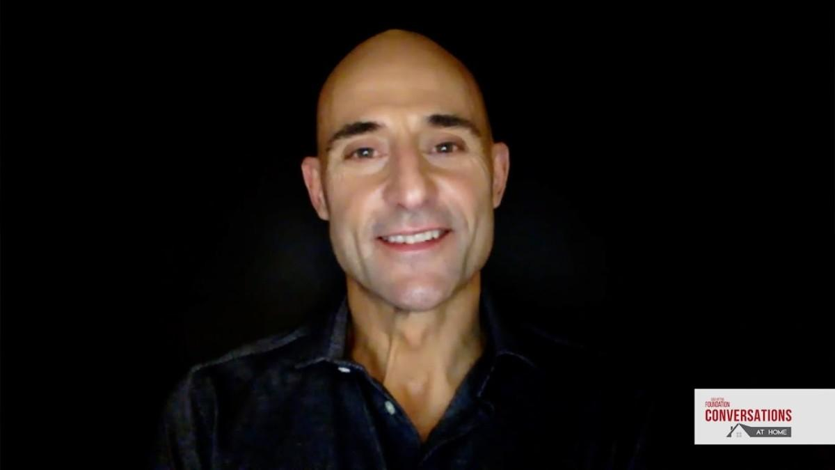 Daylightpeople.com Conversations at Home with Mark Strong