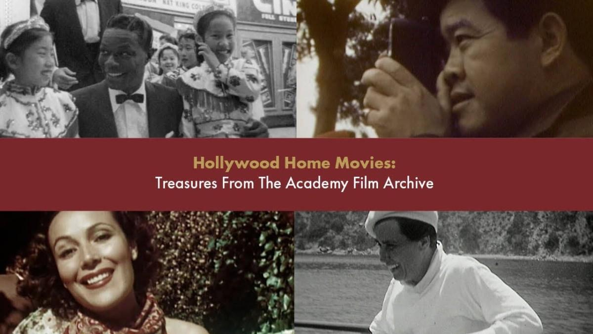 Daylightpeople.com Hollywood Home Movies: Treasures from the Academy Film Archive