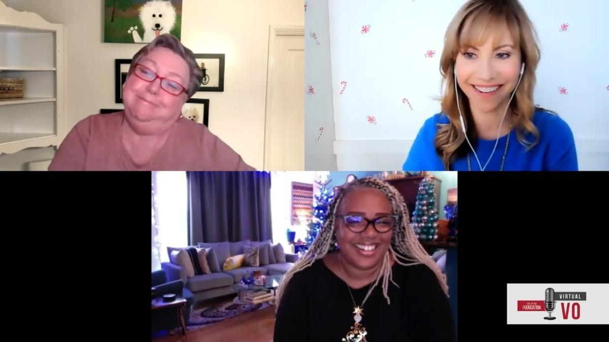Daylightpeople.com Virtual VO: Voiceover Agent Talks with Portia Scott & Pat Brady
