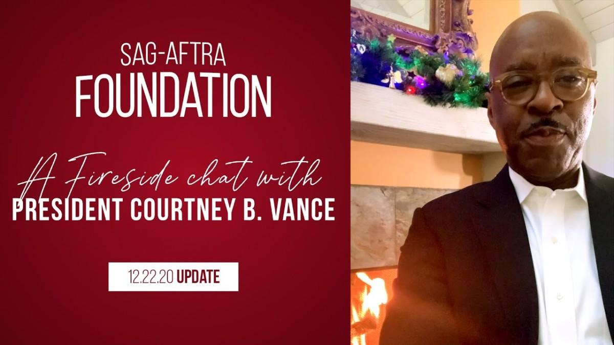 Daylightpeople.com A Special Holiday 2020 Fireside Chat from President Courtney B. Vance 12/22/20