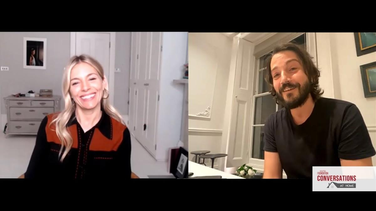 Daylightpeople.com Conversations at Home with Sienna Miller and Diego Luna of WANDER DARKLY